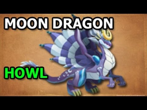 MOON DRAGON Howl in Dragon City How To Get it in Black Market