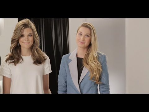 Two Date Night Hair and Fashion Looks with Whitney Port and JOICO