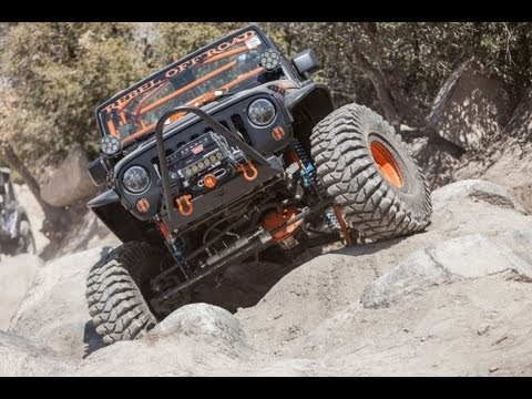 Big Bear Jeep Jamboree USA 2013 -