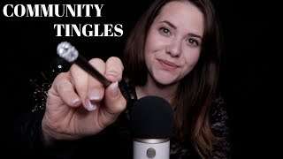 ASMR Community TINGLES ♡ Eure liebsten TRIGGER [deutsch/german]