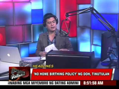 Sabah 2: Tulfo & Andanar on the Radio