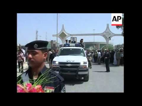 Funeral held for PM's security advisor, funerals for three Mahdi army fighters