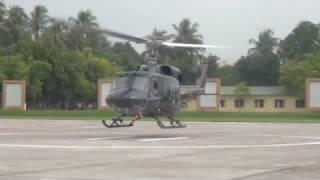হেলিকপ্টারে  Cox's Bazar যাওয়ার ভিডিও -Helicopter Service in Bangladesh