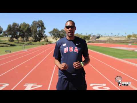 How to Jump Higher with Olympic High Jumper Jamie Nieto- Episode 1