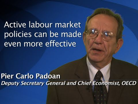 Persistence of High Unemployment: What Risks? What Policies? Pier Carlo Padoan