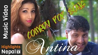 Antina | New Nepali Comedy Pop Song 2017/2074 | Sadip Samarpan Rai, Geeta Rai