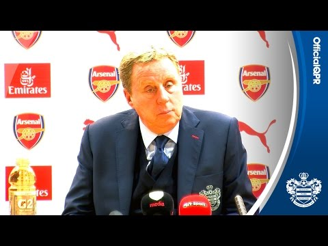 POST-ARSENAL PRESS CONFERENCE | HARRY REDKNAPP ON BOXING DAY DEFEAT