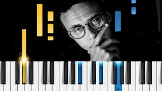 Download Lagu Logic ft. Alessia Cara & Khalid - 1-800-273-8255 - Piano Tutorial / Piano Cover Gratis STAFABAND