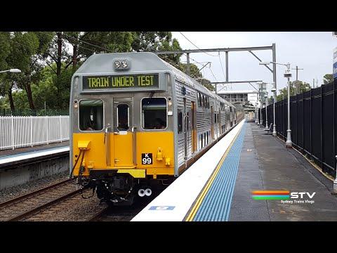 Sydney Trains Vlog 1268: Werrington Part 2