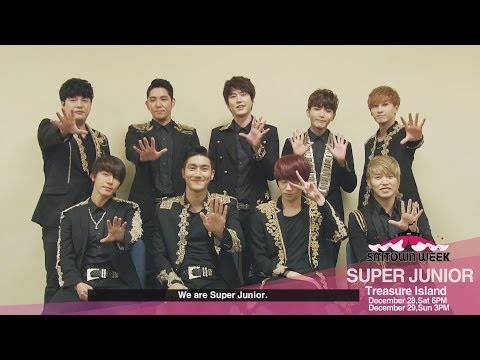 SMTOWN WEEK Super Junior