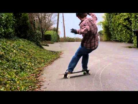 Lifelong Longboards: Half Seeker