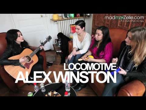 "Alex Winston ""Locomotive"""