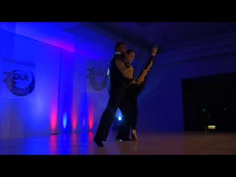 ZoukFest 2017 Artistic performance by Mathilde and Alex ~ video by Zouk Soul