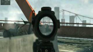 Modern Warfare 2 - Special Ops_ Suspension Difficulty_ Veteran - [nvidia geforce g100 512mb]