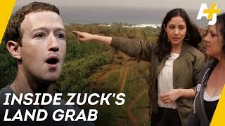 Mark Zuckerberg Sued Native Hawaiians For Their Own Land Direct From With Dena Takruri Aj