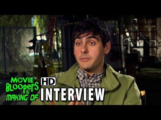 Poltergeist (2015) Behind the Scenes Movie Interview - Gil Kenan (Director)