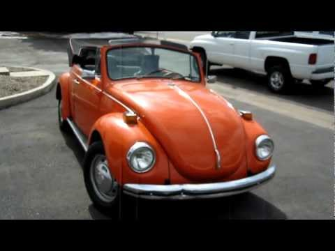 Volkswagen Beetle Convertible For Sale. 1971 Volkswagen Beetle