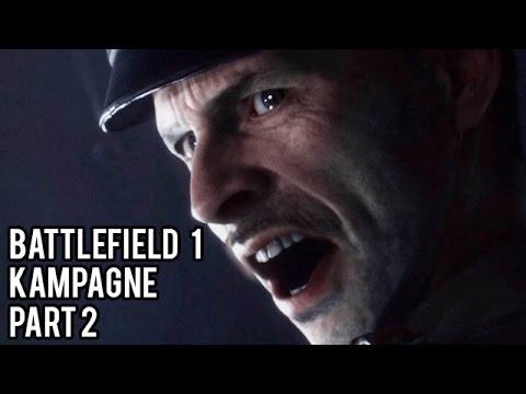 Let's Play Battlefield 1 Singleplayer Kampagne Deutsch #02 - Mark V. Zerstörung