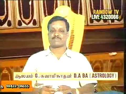 Astrology 2013 New Year Predictions Puthandu Palangal Gochara | 2mapa