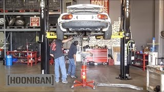 [HOONIGAN] DT 087: $200 Mazda Miata Diff Weld AND Sh*tCar #MANLINE with Geoff Stoneback