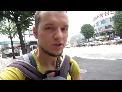 Южная Корея №2 Сеул работа в Корее