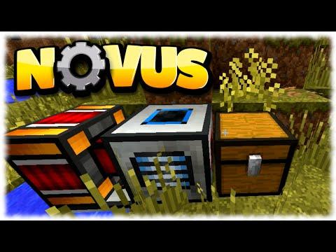 """Energie!"" - Minecraft NOVUS #12"