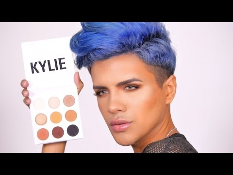 KYSHADOW Palette Review and Tutorial   Gabriel Zamora
