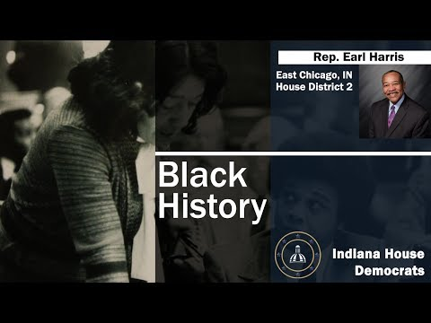 Black History: Rep. Harris Discusses Vivian Carter
