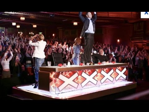 Britains Got Talent 2016 All Golden Buzzer Acts