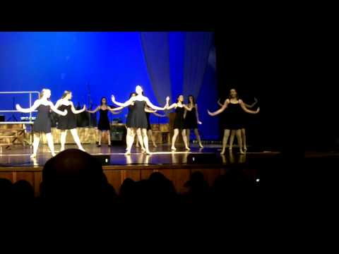 "Maranatha High School Dance ""Fireflies"""