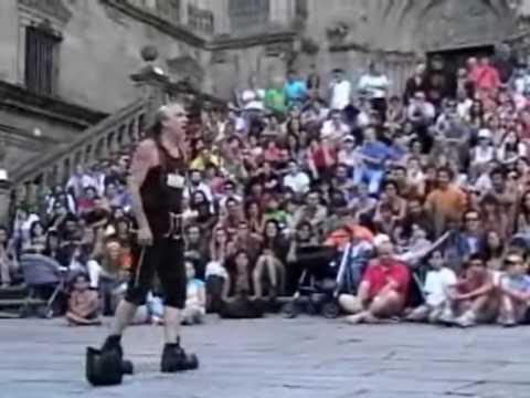 Chacovachi - Convoctoria en Santiago de Compostela