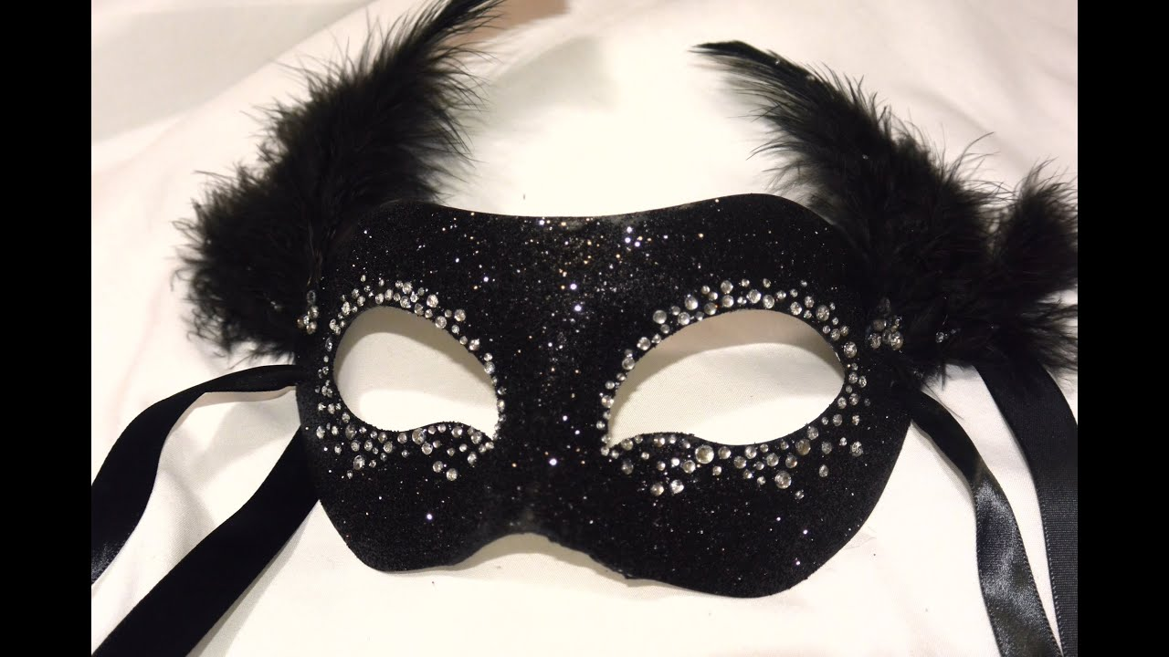 Masquerade Mask Night Sky DIY YouTube