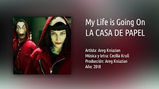 download musica MY LIFE IS GOING ON La casa de papel Money Heist - Cecilia Krull Areg Kniazian Cover