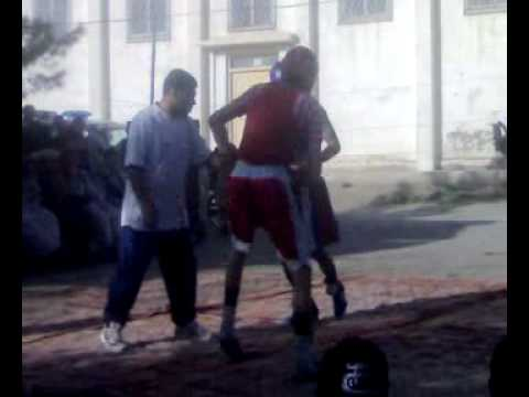 boxing championship in sports club Pishin