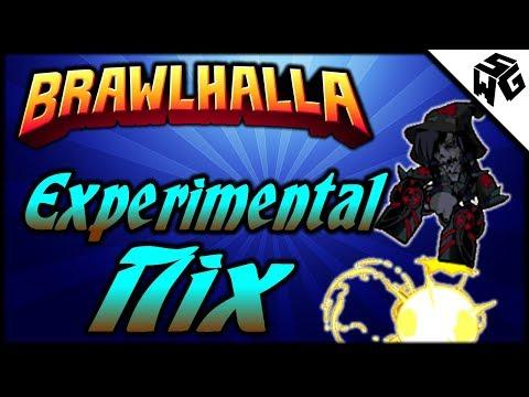 Experimental Nix 1v1's - Brawlhalla Gameplay :: Unarmed OP!