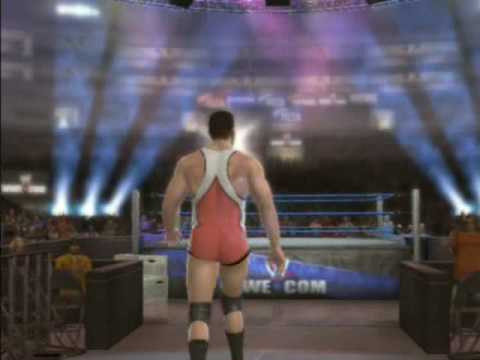 SvR09 - Charlie Haas Custom Entrance