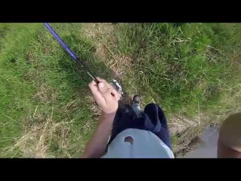 видео ловля щуки на спиннинг на реке в мае