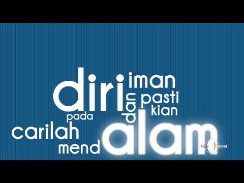 Video Lirik Hanyalah Iman Hijjaz