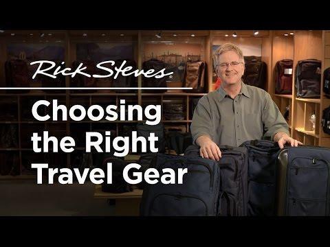 Rick Steves: Choosing the Right Travel Gear