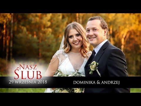 Ślub Dominiki I Andrzeja, Wesele -  Dom Weselny Karolina Iwkowa