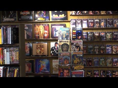 DVD/ VHS/ Laserdisc Collection 2016