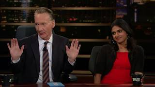 Immigration, Ethical Dining, Comedy vs. News | Overtime with Bill Maher (HBO)