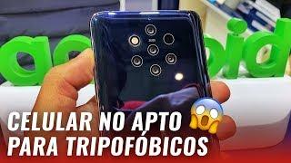 Nokia 9 PureView: ¿Cómo funcionan sus 5 cámaras?