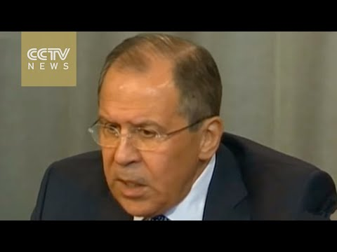 UN Envoy to Syria meets Russian FM in Moscow