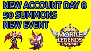 Mobile Legends : Adventure 50 Summons