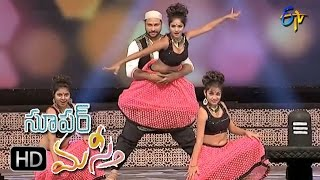Sunny Master & Team Dance Performance | Super Masti | Bhimavaram | 19th March 2017  | ETV Telugu