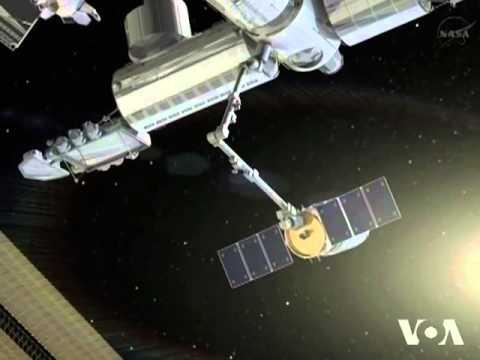 Orbital's Cygnus Spacecraft Heads to Space Station