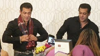 Salman Khan Awarded Global Ambassador For Peace | Entertainment And Philanthropic Work