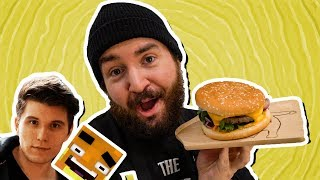 Palutens MINECRAFT Burger
