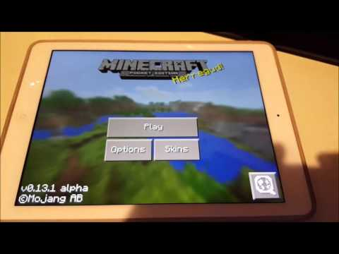 How to Fix: Connect Minecraft with your kids' iPAD/Android to PC